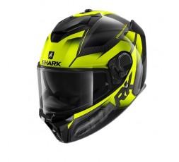Spartan Carbon full face helmet SHESTTER series by SHARK yellow 1
