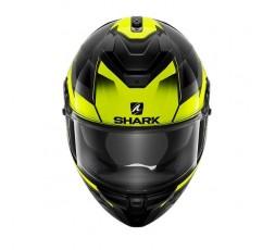Casco integral Spartan GT Carbon serie Shestter de SHARK amarillo 3