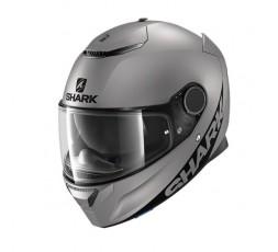 SHARK Spartan 1.2 series BLANK full face helmet grey 1