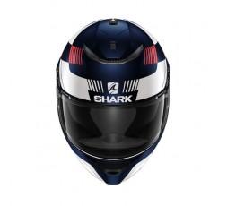Shark Spartan 1.2 STRAD series full face helmet blue 3