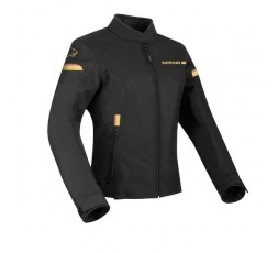 Lady Riva women's motorcycle jacket by Bering gold 1