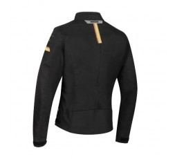 Lady Riva women's motorcycle jacket by Bering gold 2