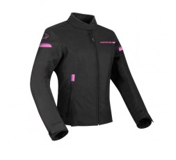 Lady Riva women's motorcycle jacket by Bering fushia 1