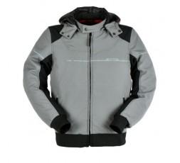 SEKTOR autumn / winter motorcycle jacket by FURYGAN grey1