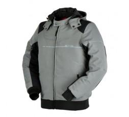 SEKTOR autumn / winter motorcycle jacket by FURYGAN grey2