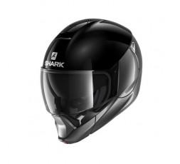 Motorcycle modular helmets EVOJET DUAL by SHARK grey 1