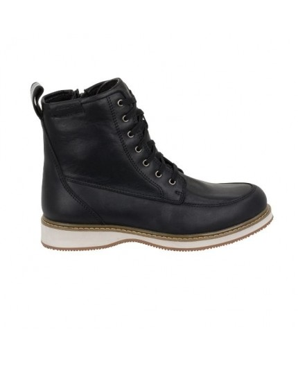 Livingston leather motorcycle boots by Segura