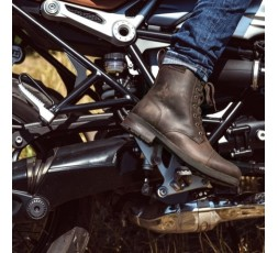 Edmond motorcycle leather boots by Segura 4