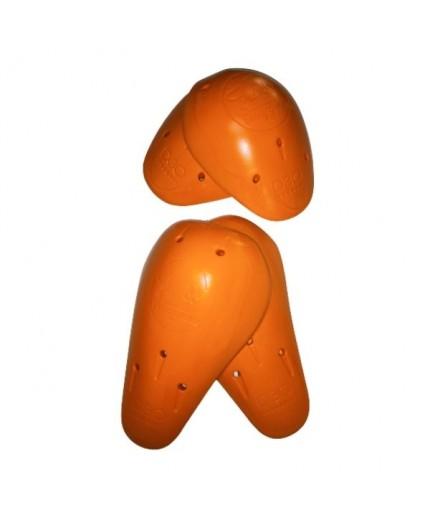 Protección hombros+ codos motero D3O de FURYGAN