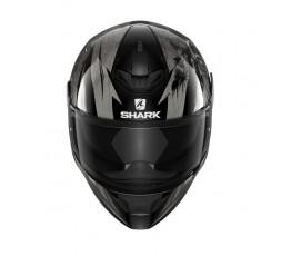 D-SKWAL 2 ATRAXX by Shark full face motorcycle helmet grey 3