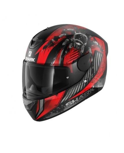 D-SKWAL 2 ATRAXX by Shark full face motorcycle helmet