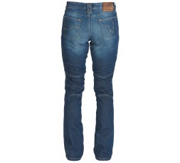 Men's STEED motorcycle jeans by FURYGAN with D3O protections Denim 2