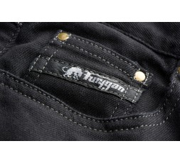 Jeans / Motorcycle Jean for man JEAN 01 STRETCH by FURYGAN D3O black 4