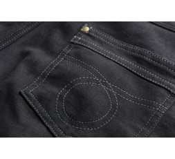 Jeans / Motorcycle Jean for man JEAN 01 STRETCH by FURYGAN D3O black 5