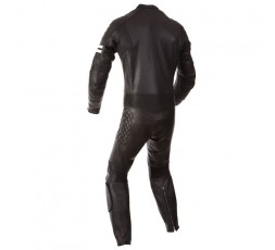 SPENCER SUIT motorcycle leather suit Black by SEGURA 2