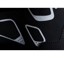 Botas moto ZEPHYR D3O de FURYGAN Negro / blanco
