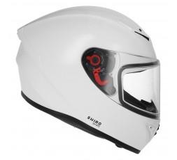 Casco integral SH-870 de SHIRO Blanco