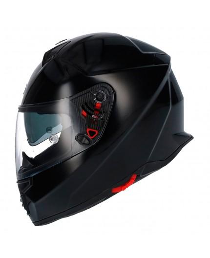 SHIRO full face helmet SH-351 matte black