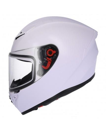 SHIRO full face helmet SH-870 White