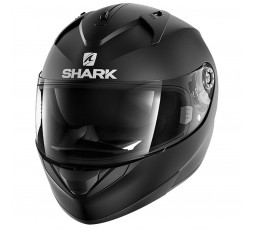 RIDILL full face helmet by SHARK Black Mat