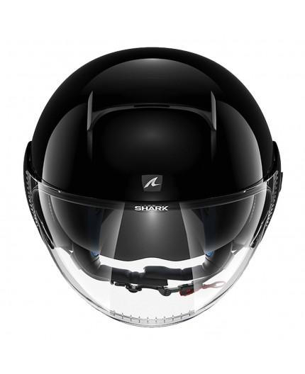 SHARK JET NANO Helmet Black