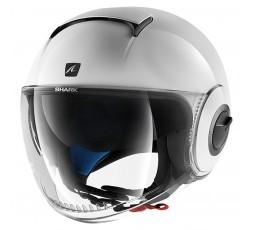 JET NANO Helmet White by SHARK 1