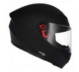 SH-870 Full Face Helmet Matte black by SHIRO 1