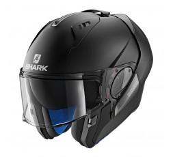 SHARK EVO-ONE 2 modular helmet Matte black 1