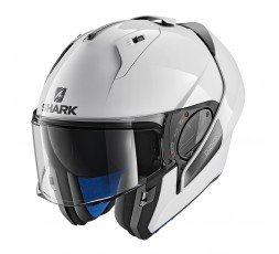 Casco modular EVO-ONE 2 de SHARK Blanco.