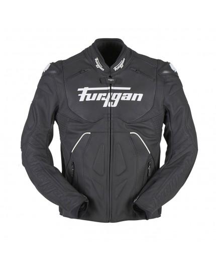 Blouson de moto en cuir RAPTOR EVO de la marque FURYGAN