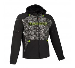 Urban DRIFT style motorcycle jacket by BERING grey 1