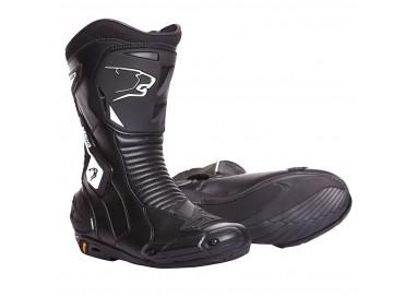 Bottes de moto pour utilisation sur circuit ou conduite sportive type RACING modèle X-RACE-R de BERING 1