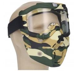 Mascara universal motero SH-12 de SHIRO Camuflaje.