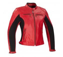 SEGURA LADY KROFT woman leather motorcycle jacket 1