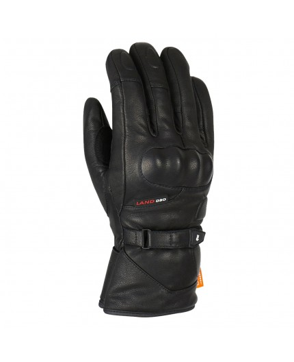 Woman motorcycle gloves in leather model LAND LADY D3O Y 37.5 by FURYGAN.