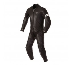 SPENCER SUIT motorcycle leather suit Black by SEGURA 1