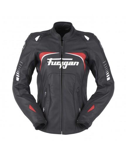 ARIANA biker jacket with D3O protections by FURYGAN