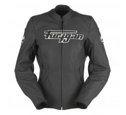Leather motorcycle jacket KALI D3O by FURYGAN 1