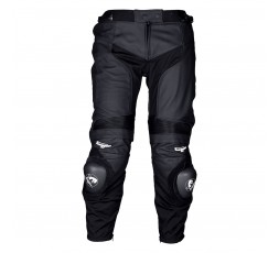 Pantalon de moto cuir homme modèle VELOCE de FURYGAN D3O 1